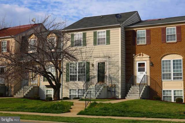 434 Terry Court B3, FREDERICK, MD 21701 (#MDFR234780) :: Pearson Smith Realty
