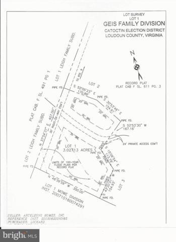 Lot 1 Geis Family Subdivision, HAMILTON, VA 20158 (#VALO356512) :: LoCoMusings