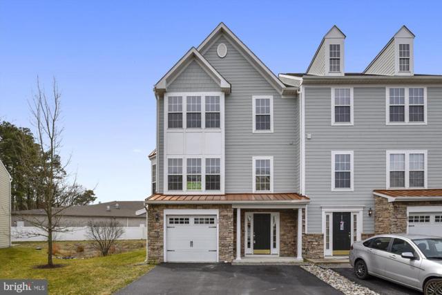 28 Tributary Lane #107, MILLVILLE, DE 19967 (#DESU134840) :: Compass Resort Real Estate