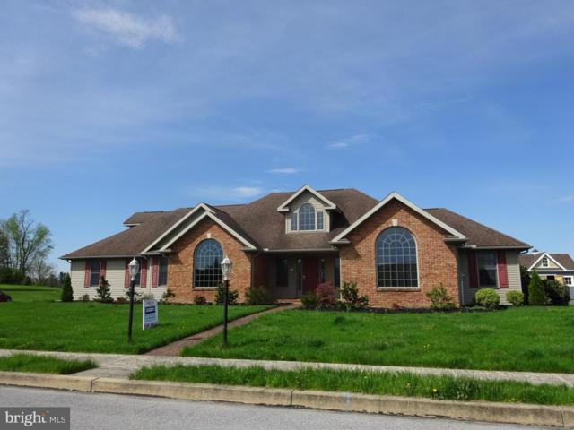 85 Homestead Drive, GREENCASTLE, PA 17225 (#PAFL161370) :: Liz Hamberger Real Estate Team of KW Keystone Realty