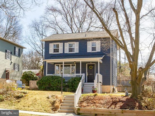 503 Brook Road, TOWSON, MD 21286 (#MDBC436518) :: The Gus Anthony Team