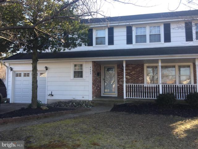 2605 Yellowstone Road, CINNAMINSON, NJ 08077 (#NJBL339156) :: Colgan Real Estate