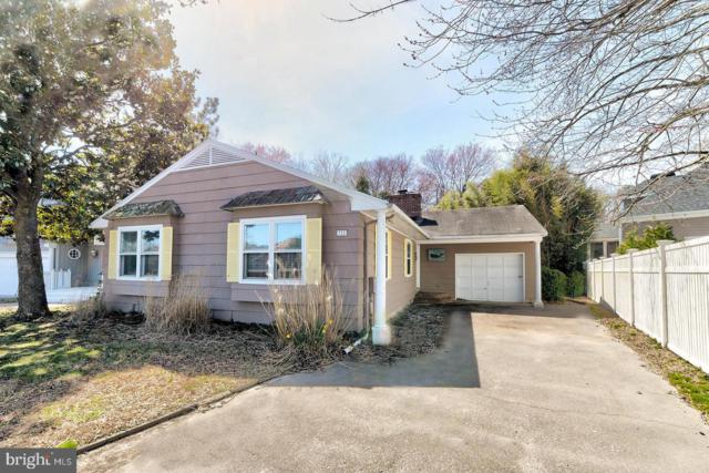 322 Stockley Street, REHOBOTH BEACH, DE 19971 (#DESU135054) :: RE/MAX Coast and Country