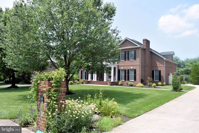 3245 Muirfield Drive, CHAMBERSBURG, PA 17202 (#PAFL161394) :: The Heather Neidlinger Team With Berkshire Hathaway HomeServices Homesale Realty