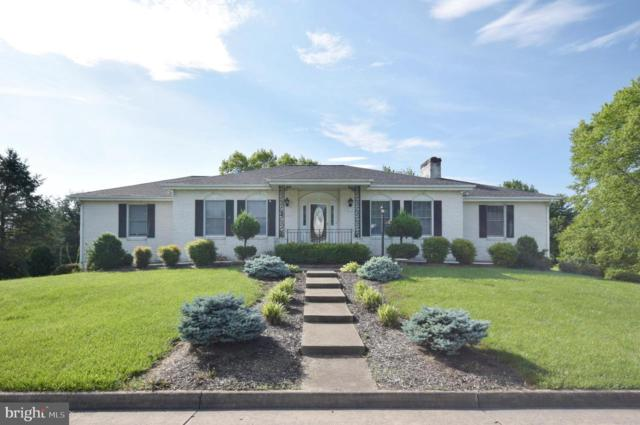 713 Jackson Street, WOODSTOCK, VA 22664 (#VASH114786) :: Advance Realty Bel Air, Inc