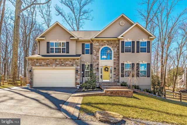 6610 Ridgecrest Place, NEW MARKET, MD 21774 (#MDFR239556) :: Great Falls Great Homes