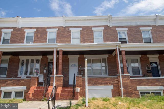 3120 Chesterfield Avenue, BALTIMORE, MD 21213 (#MDBA458832) :: The Gus Anthony Team
