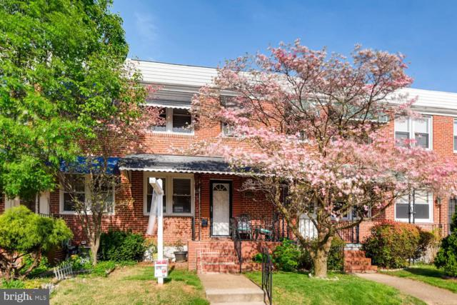 4351 Newport Avenue, BALTIMORE, MD 21211 (#MDBA460158) :: The Dailey Group