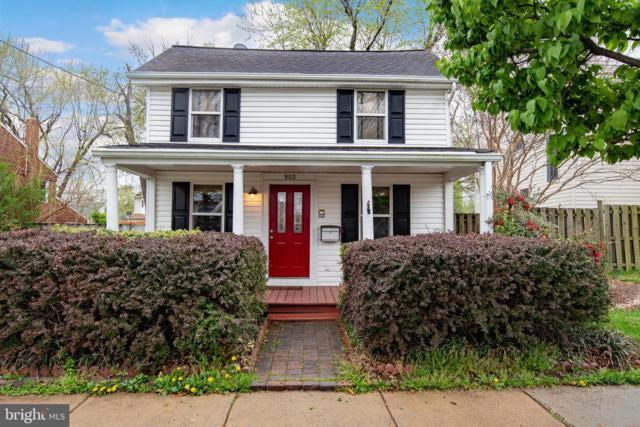 902 Mount Vernon Avenue, ALEXANDRIA, VA 22301 (#VAAX233306) :: Great Falls Great Homes