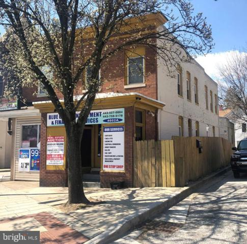 4602 Harford Road, BALTIMORE, MD 21214 (#MDBA461332) :: The Gus Anthony Team