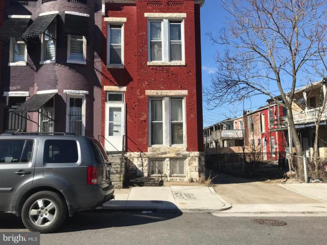 32 N Pulaski Street, BALTIMORE, MD 21223 (#MDBA461530) :: Advance Realty Bel Air, Inc