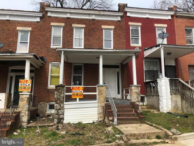 2704 Oswego Avenue, BALTIMORE, MD 21215 (#MDBA461536) :: Advance Realty Bel Air, Inc