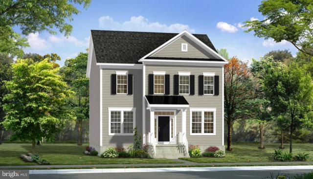 0 Village Green Way Clemson Floorpl, BRUNSWICK, MD 21716 (#MDFR243262) :: Advance Realty Bel Air, Inc