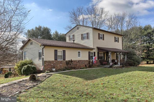 534 Birds Hill Road, PINE GROVE, PA 17963 (#PASK124896) :: The Craig Hartranft Team, Berkshire Hathaway Homesale Realty