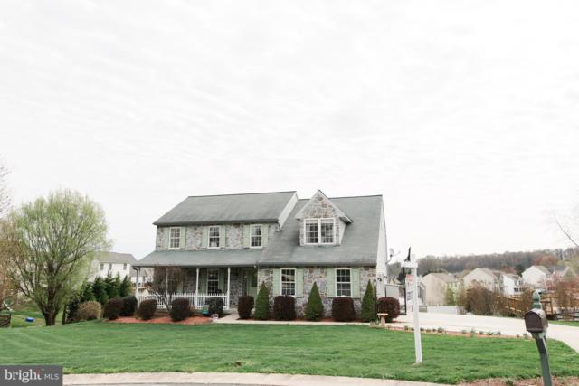 25 Center Court, YORK HAVEN, PA 17370 (#PAYK113366) :: ExecuHome Realty
