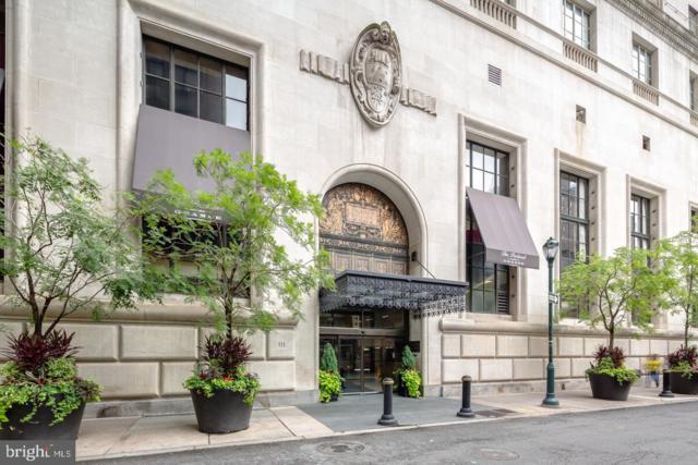 111 S 15TH Street #1611, PHILADELPHIA, PA 19102 (#PAPH780012) :: Keller Williams Realty - Matt Fetick Team