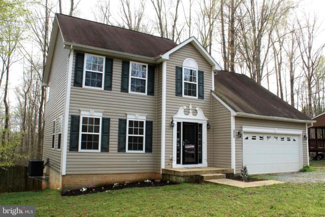 859 Campers Lane, RUTHER GLEN, VA 22546 (#VACV119846) :: Blue Key Real Estate Sales Team