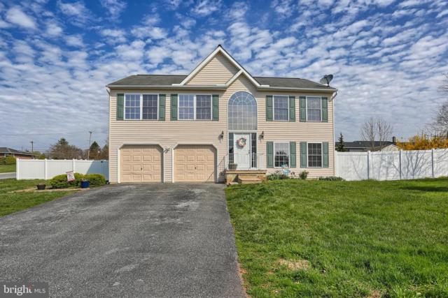 107 Cedar Drive, DOVER, PA 17315 (#PAYK113576) :: Benchmark Real Estate Team of KW Keystone Realty
