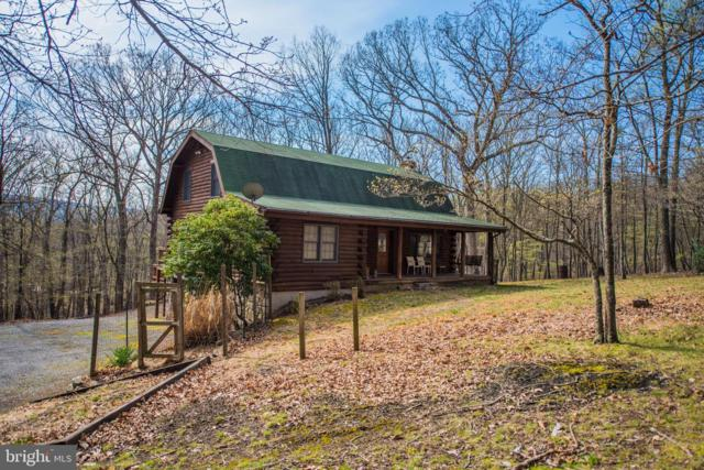 110 Tranquil Lane, GREAT CACAPON, WV 25422 (#WVMO115048) :: Circadian Realty Group