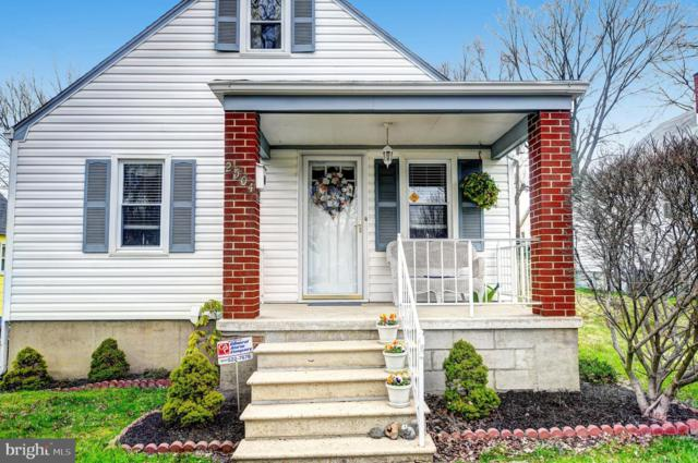 2504 Wycliffe Road, BALTIMORE, MD 21234 (#MDBC452038) :: The Miller Team
