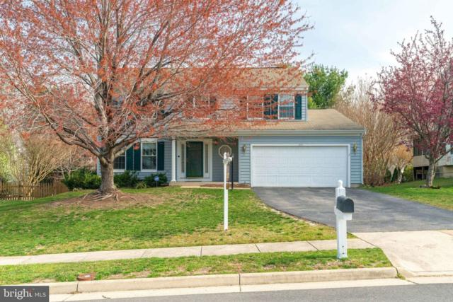 2824 Pulpit Hill Court, WOODBRIDGE, VA 22191 (#VAPW463234) :: Shamrock Realty Group, Inc