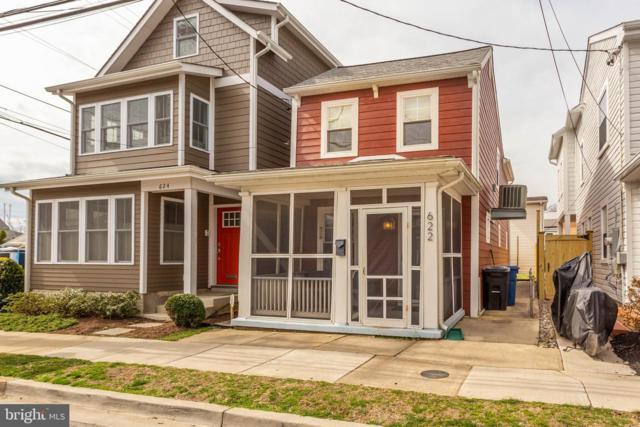 622 Second Street, ANNAPOLIS, MD 21403 (#MDAA394602) :: Remax Preferred | Scott Kompa Group
