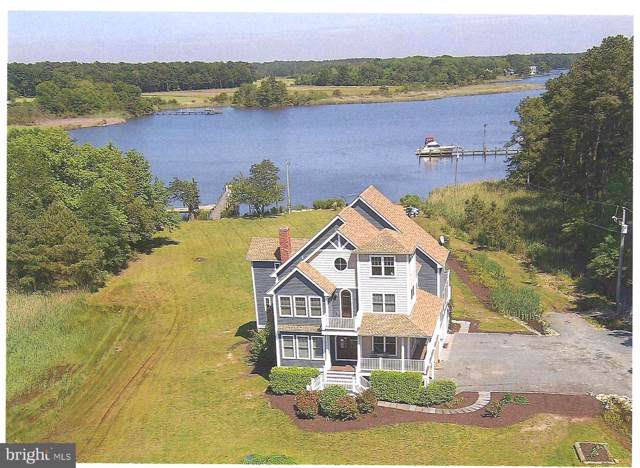 4865 Eastern Neck Road, ROCK HALL, MD 21661 (#MDKE114874) :: Homes to Heart Group