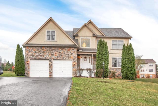 225 Sunset Circle, RED LION, PA 17356 (#PAYK113834) :: The Heather Neidlinger Team With Berkshire Hathaway HomeServices Homesale Realty