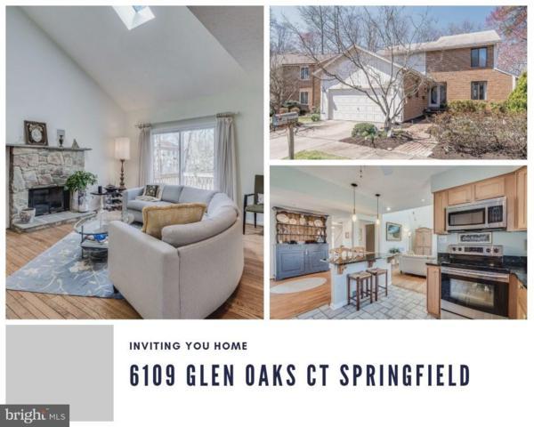 6109 Glen Oaks Court, SPRINGFIELD, VA 22152 (#VAFX1051202) :: Colgan Real Estate