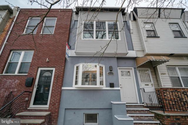 2525 S 2ND Street, PHILADELPHIA, PA 19148 (#PAPH783892) :: Remax Preferred | Scott Kompa Group