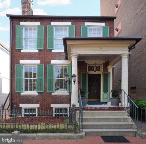 611 Caroline Street, FREDERICKSBURG, VA 22401 (#VAFB114772) :: Erik Hoferer & Associates