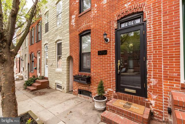 1016 S Bouldin Street, BALTIMORE, MD 21224 (#MDBA463012) :: The Maryland Group of Long & Foster Real Estate