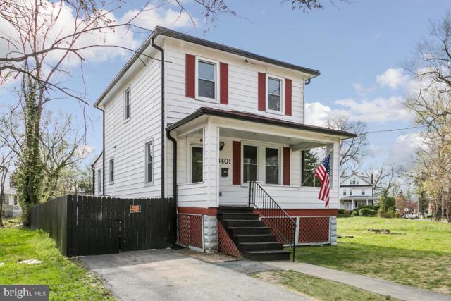 3401 Milford Avenue, BALTIMORE, MD 21207 (#MDBA463108) :: Great Falls Great Homes