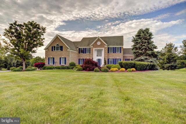 4 Hunters Ridge Drive, PENNINGTON, NJ 08534 (#NJME276324) :: John Smith Real Estate Group