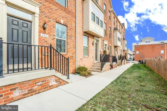 960 S Macon Street, BALTIMORE, MD 21224 (#MDBA463614) :: Advance Realty Bel Air, Inc