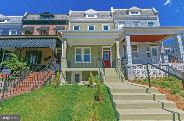 315 Upshur Street NW, WASHINGTON, DC 20011 (#DCDC422098) :: Remax Preferred | Scott Kompa Group