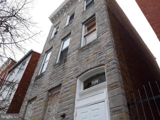 1606 Division Street, BALTIMORE, MD 21217 (#MDBA463886) :: Advance Realty Bel Air, Inc