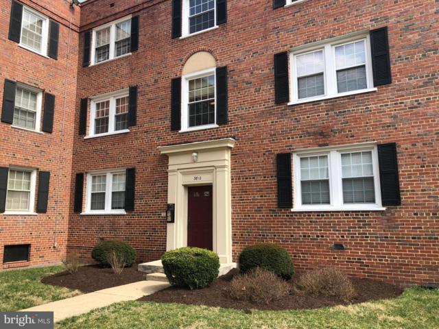 3812 W Street SE #302, WASHINGTON, DC 20020 (#DCDC422280) :: The Daniel Register Group