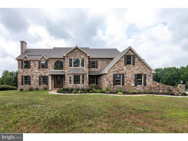 4 Penn Dr, WEST CHESTER, PA 19382 (#PACT475658) :: Nexthome Force Realty Partners