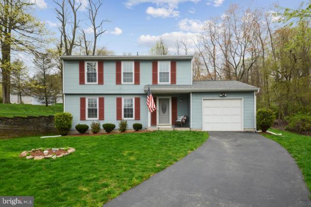 714 Morgan Dr W, COATESVILLE, PA 19320 (#PACT475666) :: Keller Williams Real Estate