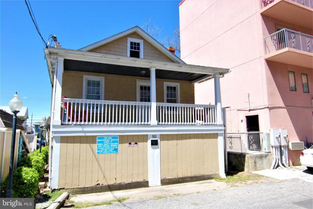 511 Washington Lane, OCEAN CITY, MD 21842 (#MDWO105392) :: Atlantic Shores Realty