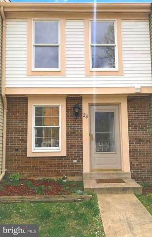 28 Cross Ridge Court, GERMANTOWN, MD 20874 (#MDMC652850) :: Homes to Heart Group