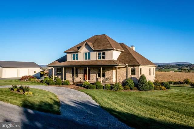 5596 Green Hill Road, LINVILLE, VA 22834 (#VARO100796) :: The Licata Group/Keller Williams Realty