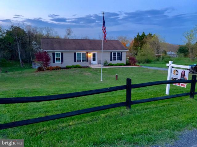 2113 Martinsburg Road, BERKELEY SPRINGS, WV 25411 (#WVMO115156) :: Pearson Smith Realty