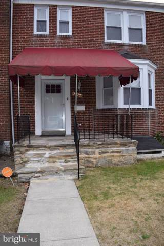 1515 Sheffield Road, BALTIMORE, MD 21218 (#MDBA464462) :: Homes to Heart Group