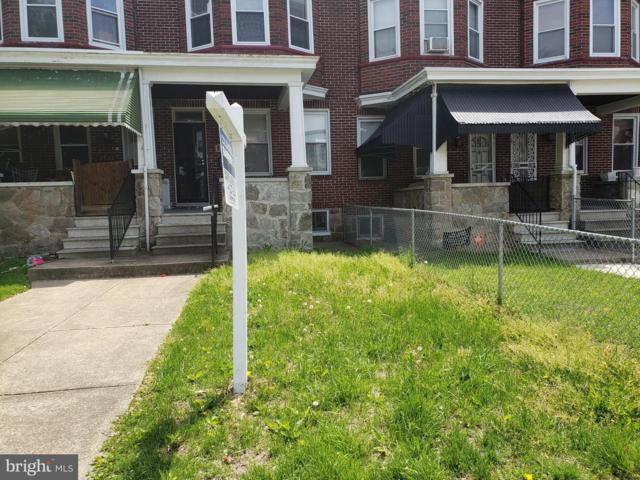 2535 W Lafayette Avenue, BALTIMORE, MD 21216 (#MDBA464588) :: Advance Realty Bel Air, Inc