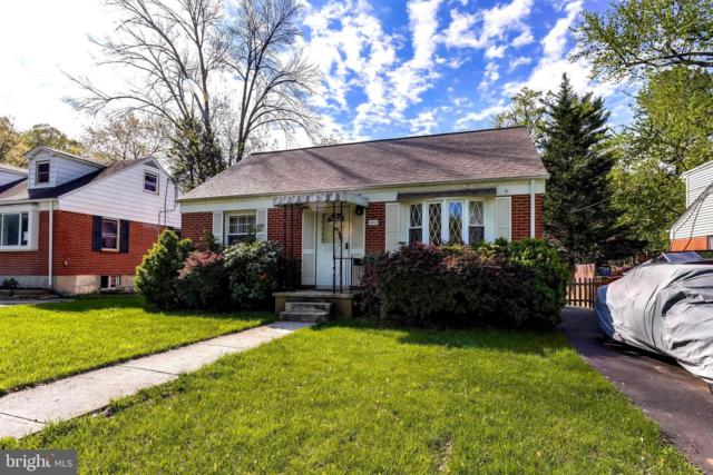 605 Mchenry Road, BALTIMORE, MD 21208 (#MDBC454430) :: The Riffle Group of Keller Williams Select Realtors
