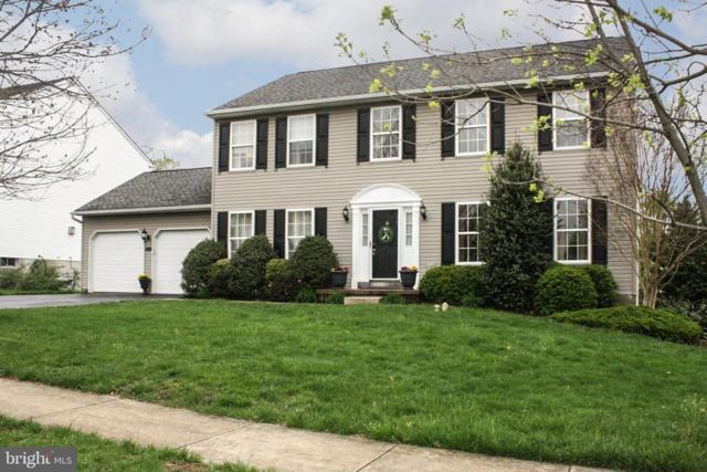 1121 Bateman Drive, PHOENIXVILLE, PA 19460 (#PACT476270) :: Keller Williams Real Estate