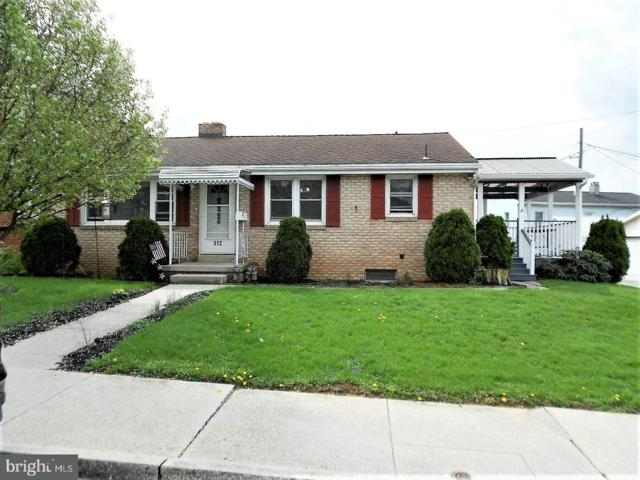 312 Maple Avenue, HANOVER, PA 17331 (#PAYK114914) :: Teampete Realty Services, Inc