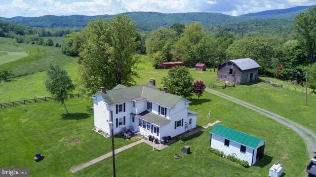 815 Foothills Rd, STANARDSVILLE, VA 22973 (#VAGR102700) :: The Speicher Group of Long & Foster Real Estate